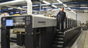 Die Keure Adds New ROLAND 710P Evolution Ten Color Press
