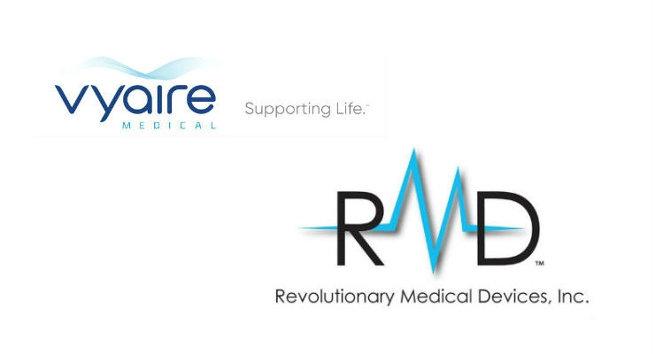 Vyaire Medical Acquires Revolutionary Medical Devices Inc.