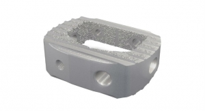 NASS News: Stryker Spine Debuts 3D Printed Interbody Fusion Cage
