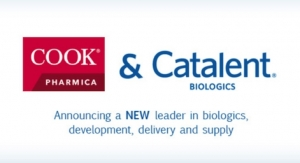 Catalent Completes Cook Pharmica Acquisition