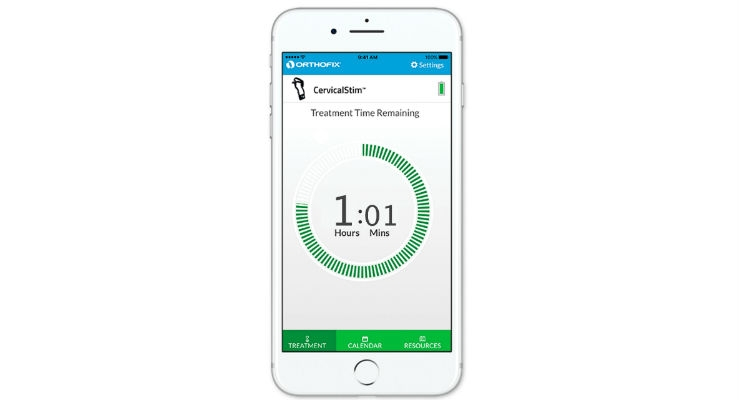 NASS News: Orthofix Wins 2017 Spine Technology Award for STIM onTrack Mobile App