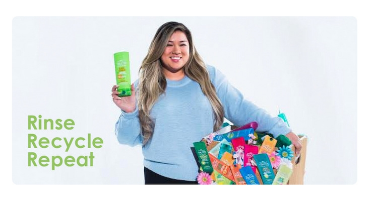 Garnier Chooses Student Winners