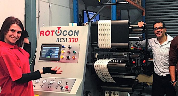 Australian converter installs Rotocon Ecoline RCSI 330