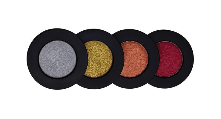 Roberts Beauty provided Melt Cosmetics with chic ABS Eyeshadow Stack palettes and singles packaging, customized with an in-mold matte finish.