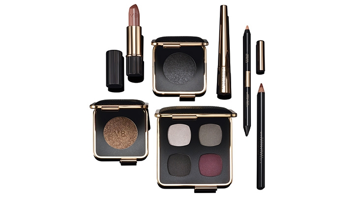 Victoria Beckham's 'London Look,' part of her new  Autumn/Winter 2017 collection with Lauder