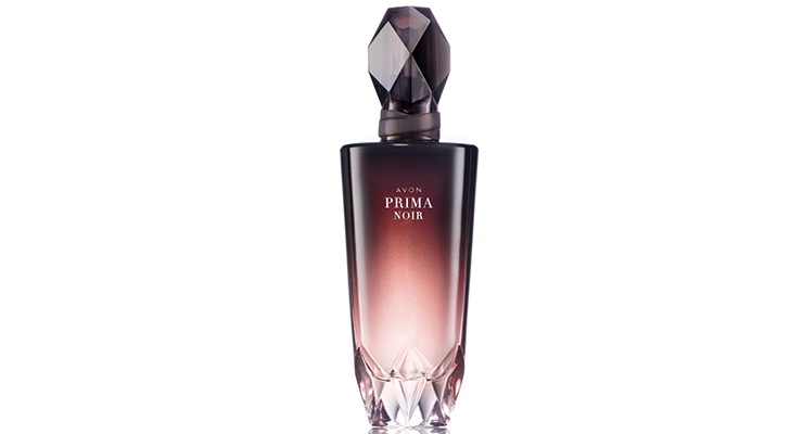 Avon's Prima Noir Eau de Parfum is the direct seller's latest fragrance launch.