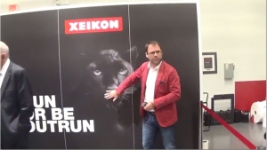 Xeikon Cafe North America showcases PX3000 inkjet press