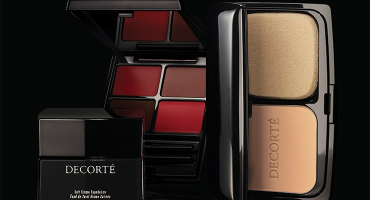 Decorté color cosmetics have represented a  standard of grace, elegance and beauty since 1970.