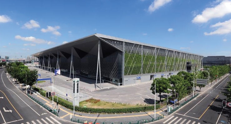 Shanghai World EXPO Exhibition & Convention Center (SWEECC)