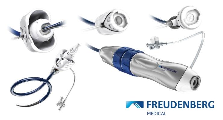 Freudenberg Medical Introduces New Hemostasis Valves for Interventional & Diagnostic Catheters
