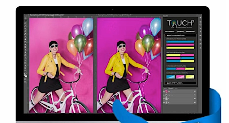 Color-Logic launches Touch7 Photo for Neon