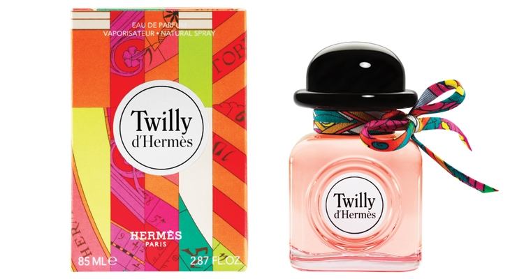 Twilly is a trendy rollout from Hermes.
