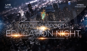 NYSCC Hosts Education Charity Night