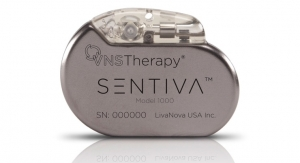 LivaNova Receives FDA Approvals for SenTiva Device, Next-Generation VNS Therapy Programming System