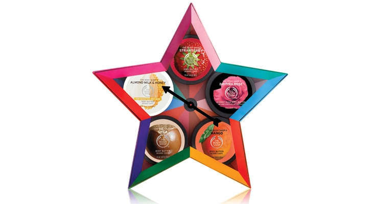 The Body Shop Body Butters Spinner