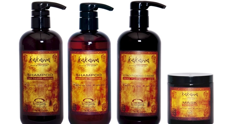 Kakawa Hair Health Rescue Collection
