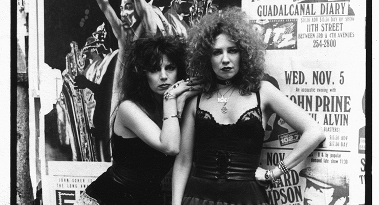 Snooky & Tish Bellomo back then. (photo: Paula Gately Tillman)