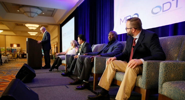 Scenes from the MPO Summit 2017