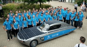 Axalta Celebrates Success of Student Solar Car Teams at World Solar Challenge