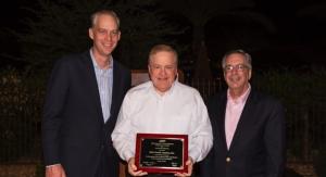 KBA Receives NPES 2017 Harold W. Gegenheimer Award