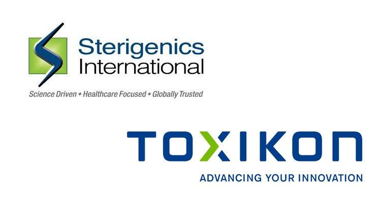 Sterigenics International Acquires Toxikon's European Laboratory Business
