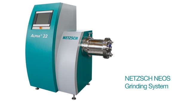 NETZSCH Introduces Its New Grinding System – NEOS