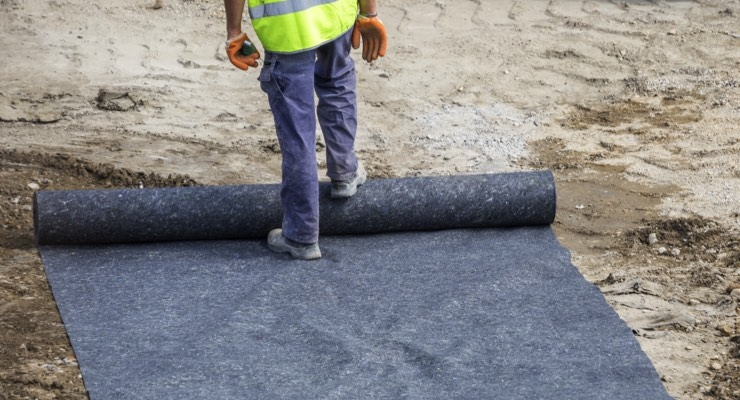 New Report Finds Growth in Geotextile Market