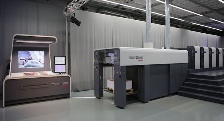 Fuzhou Huacai Printing Co., Ltd. Adds ROLAND 700 Evolution