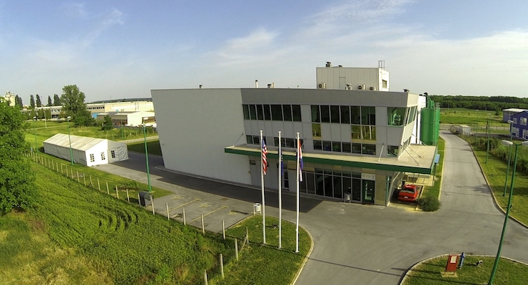 EcoCortec Building New Factory in Beli Manastir, Croatia