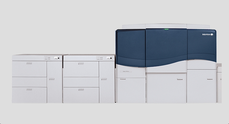 EFI, Xerox Announce Next-Generation Fiery Server for Xerox iGen 5 Press