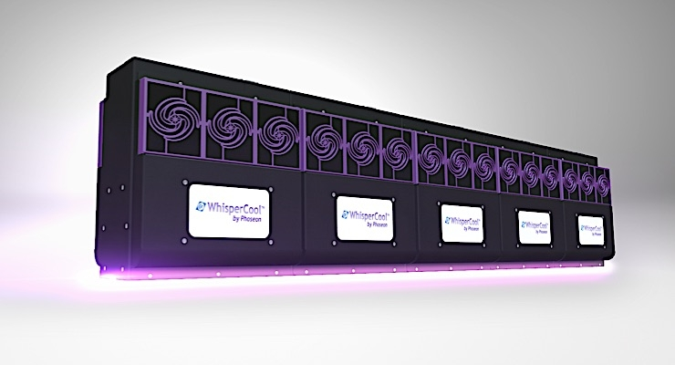 Phoseon Technology develops new solutions for UV LED curing