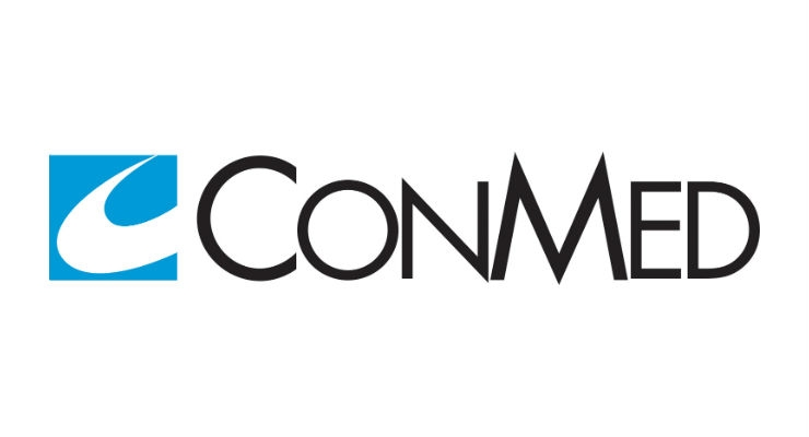 Image result for conmed logo