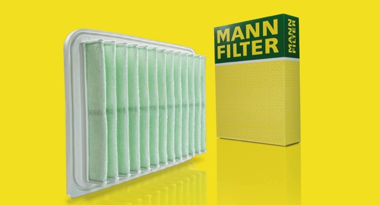 Mann+Hummel Offers Filter Medium Made from Recycled Fibers