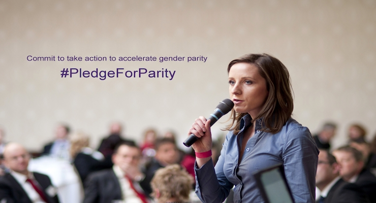 RRD Takes the Parity Pledge