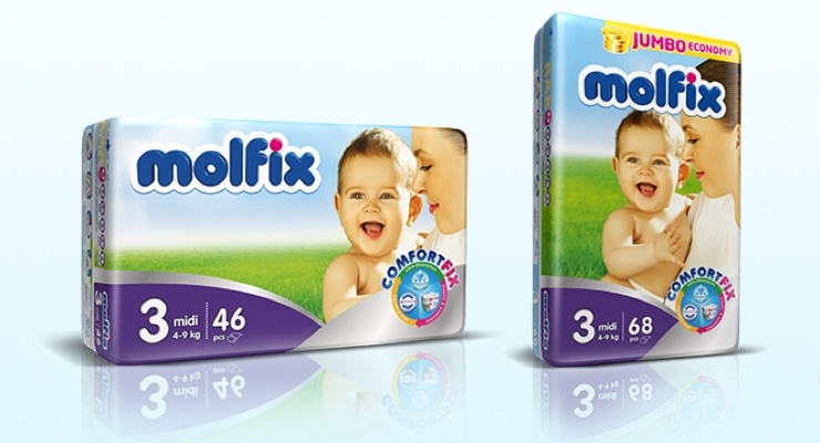 Molfix Dominating Nigerian Diaper Market