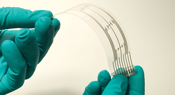 Flexible Hybrid Electronics and Sensors