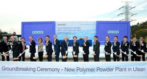 Wacker Breaks Ground on New South Korean Production Plant
