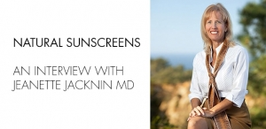 Podcast: Natural Sunscreens