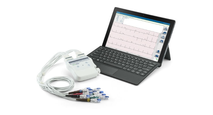 Welch Allyn Introduces Connex Cardio ECG