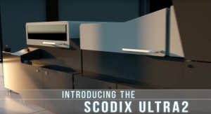 VIDEO: Scodix Introduces Ultra2 Pro Digital Enhancement Press with Foil Station