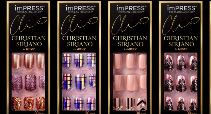 Nail Marketer Teams Up With Fashion Trendsetter