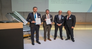 Covestro Wins 2017 FSK Innovation Award for Polyurethanes
