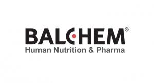 Balchem Human Nutrition & Pharma