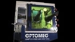 Optomec Showcases 3D Metal Hybrid Controlled Atmosphere System at FormNext