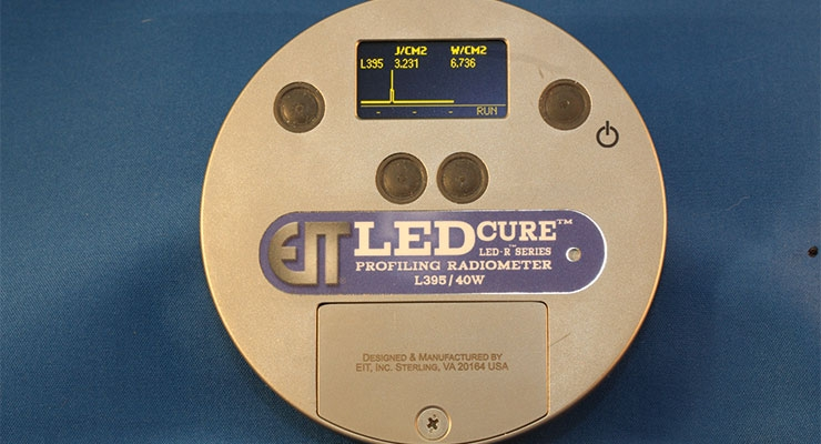 EIT LED-R Series of Radiometers (LEDCure)