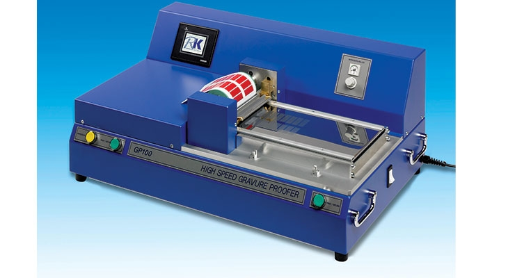 GP100 - High Speed Gravure Proofer