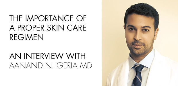 Podcast: The Importance of a Proper Skin Care Regimen