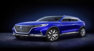 SAIC Concept Car with BASF Color Receives 2017 China Automotive Color Award