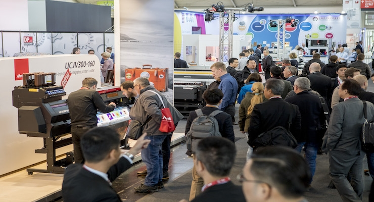 InPrint 2017: Exhibition for Industrial Print Technology