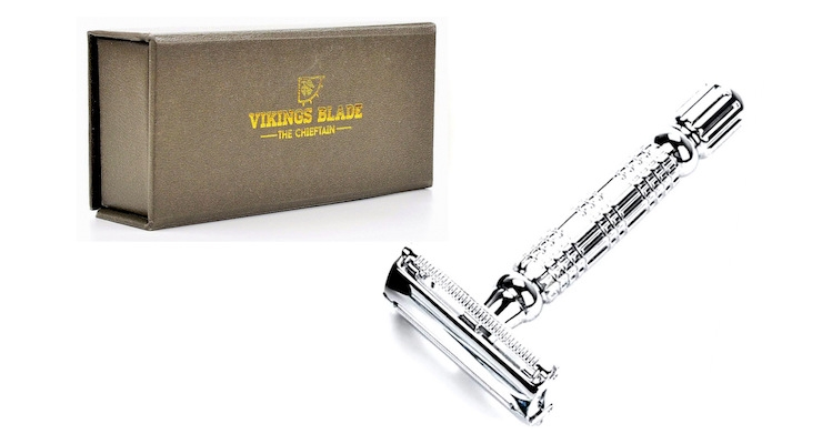 Vikings Blade Launches A New Razor, in a Stylish Box